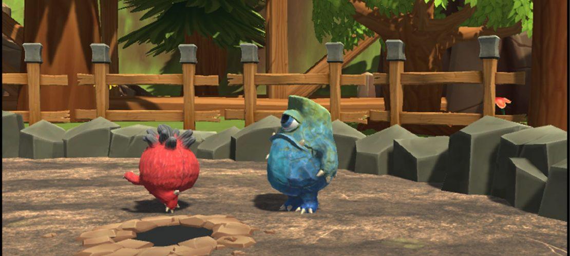 Garden Rage - Unity 3D project 1