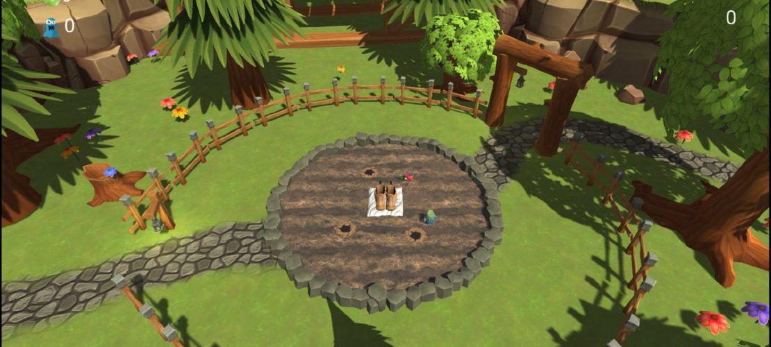 Garden Rage - Unity 3D project 2
