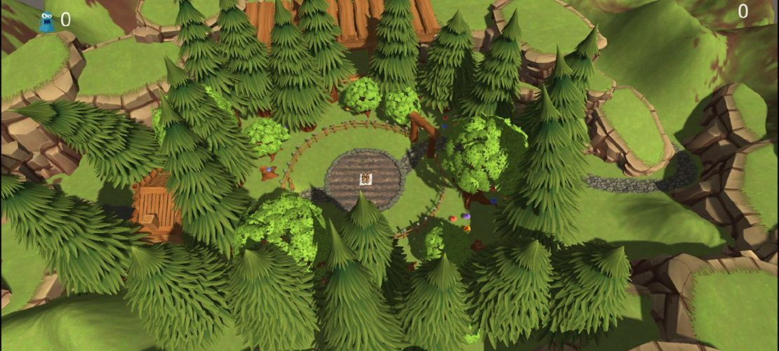Garden Rage - Unity 3D project 3