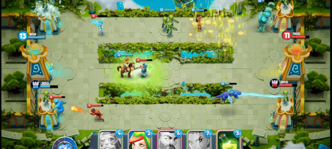 Real-Time Strategy Multiplayer Game 2