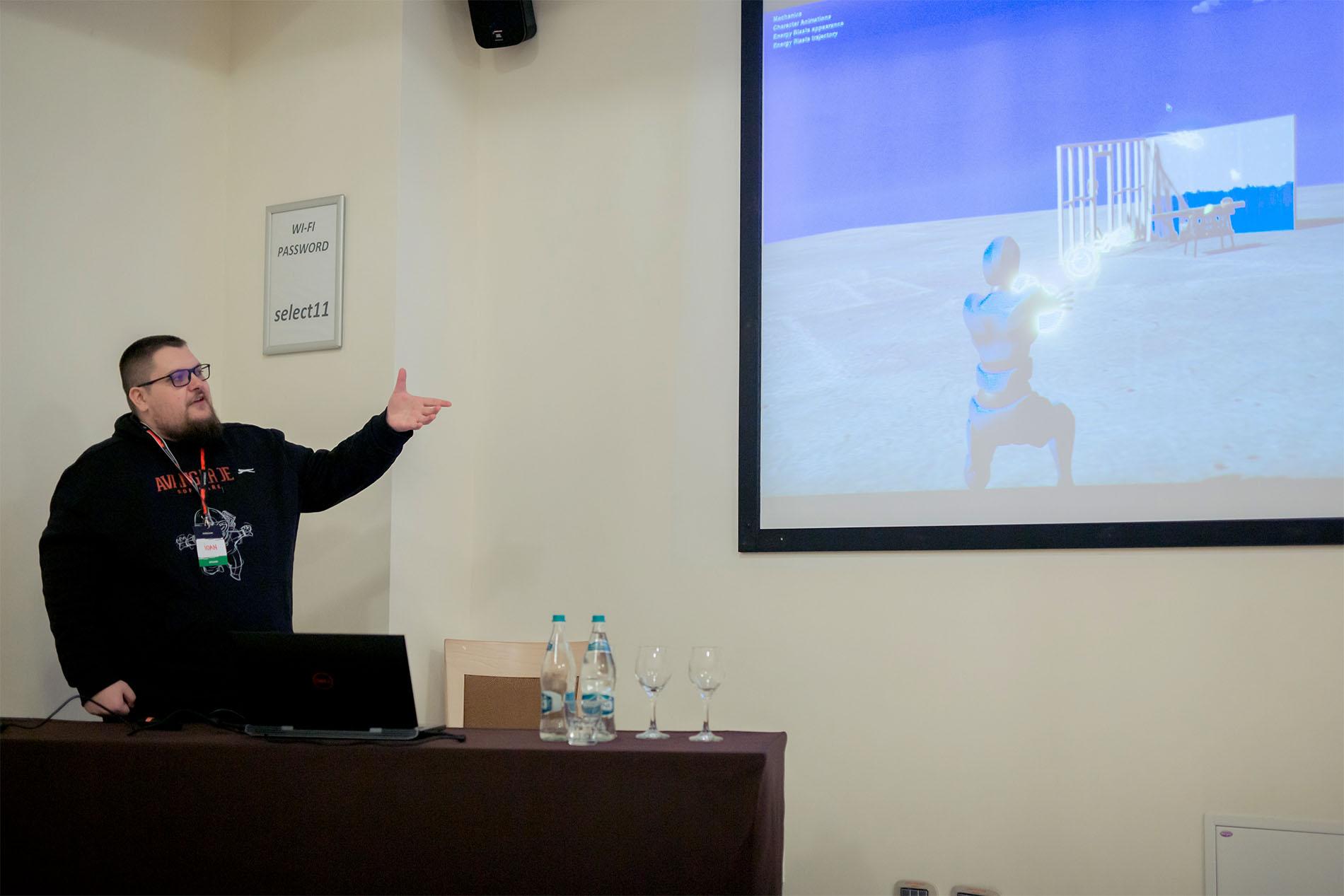 CodeCamp Presentation